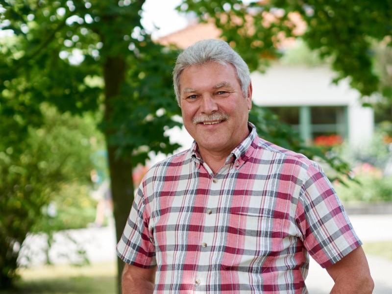 Herr Rüdiger Böhmer